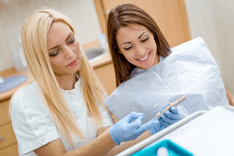 Northampton Dental Group, PC - Crowns